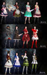 ALICE MADNESS COSPLAY GROUP