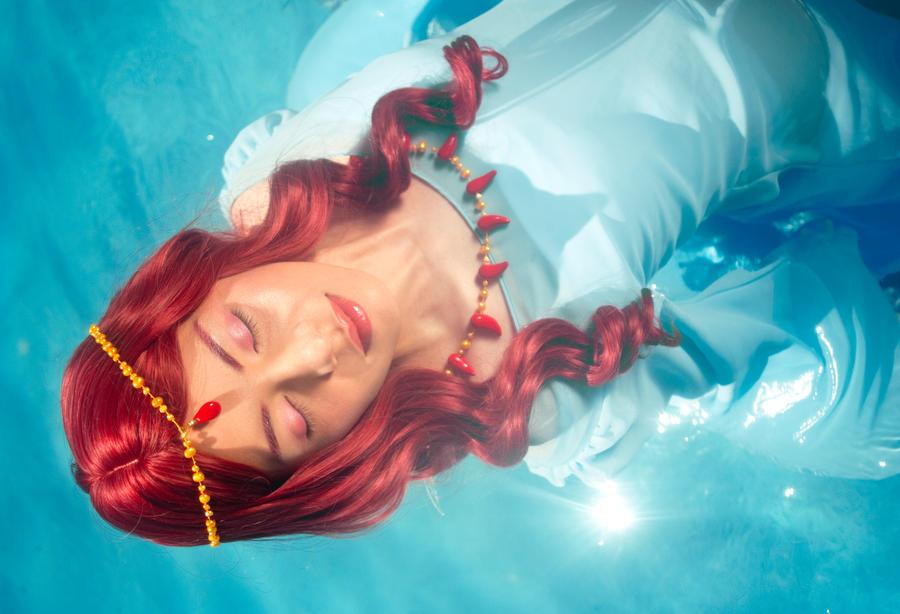 Queen of the Sea by arlo-arleh