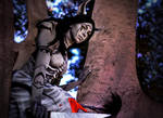 Alice Madness Returns - Cat up a Tree