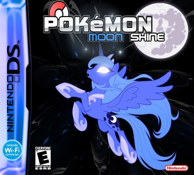 Pokemon Moon Shine Cover (Ponymon) by kim102