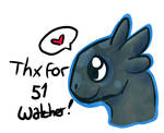 Thx for 51 Watcher!
