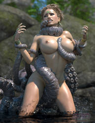 Peril at the Pond by Gee13D