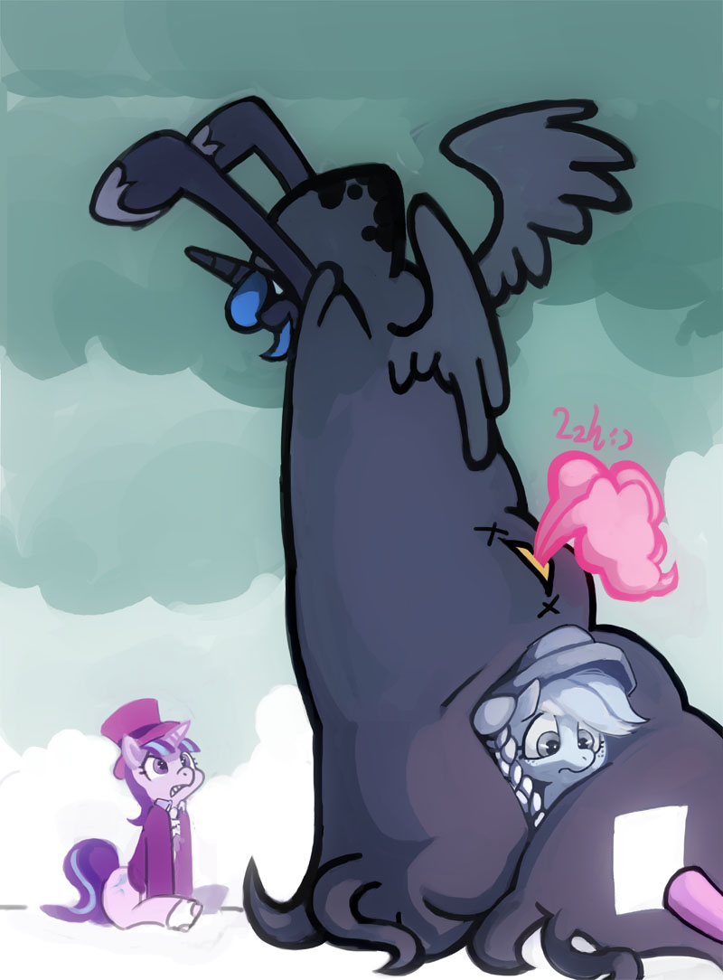 A Hearth's Warming Tail XD