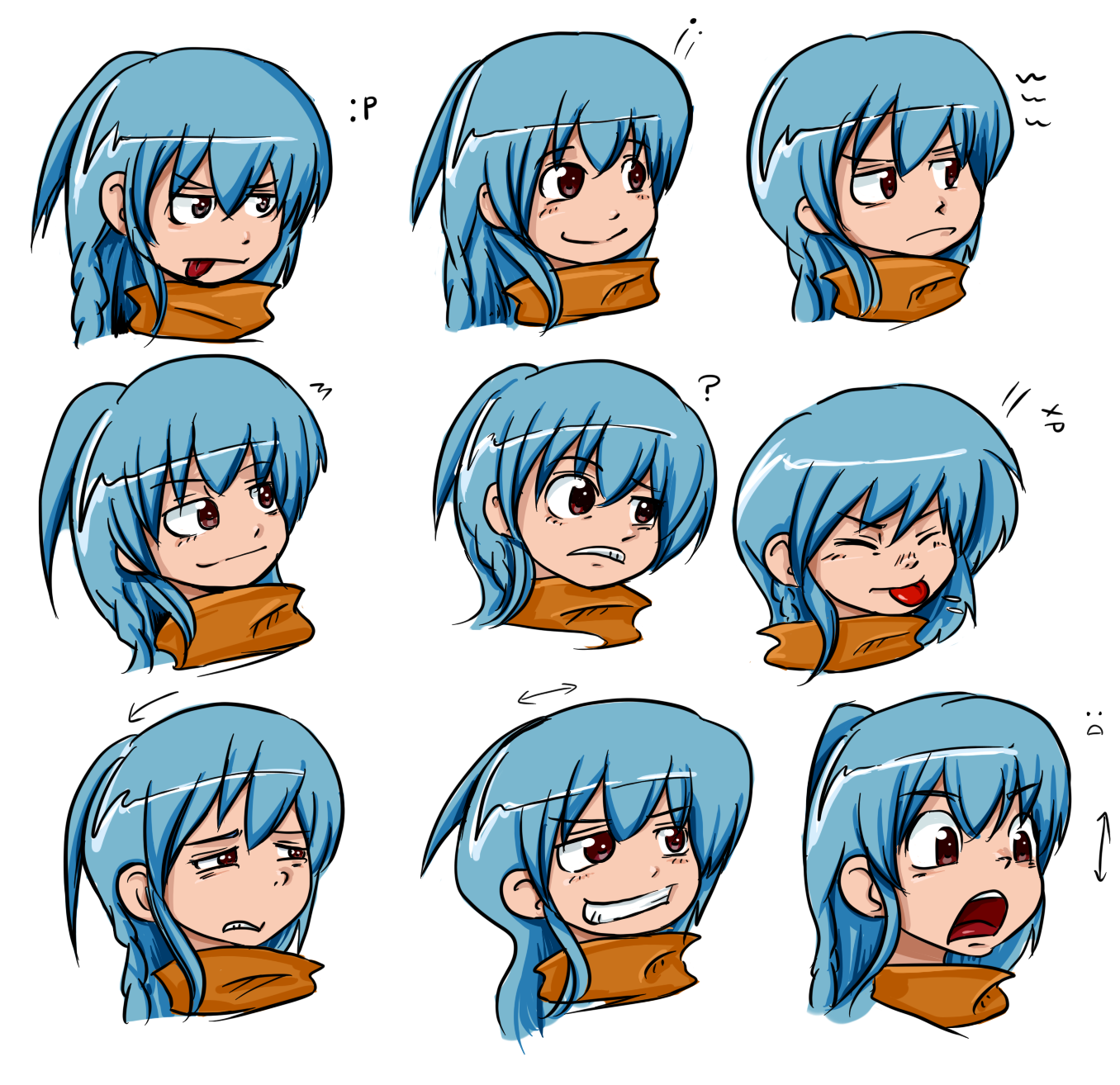 expression? by afro-da-afro