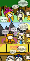 Touhou 15 ~Laughing Out Loud oKay~