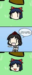 Take it easier look at that yukkuri! by Tsukune429