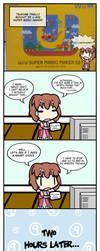 Sup! erm...Ari? (Omake R) by Tsukune429