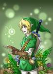Zelda: 'I'm listening'