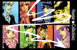 The joestar collection