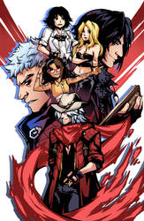 Devil May Cry by KrazyD