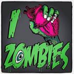 I love zombies .