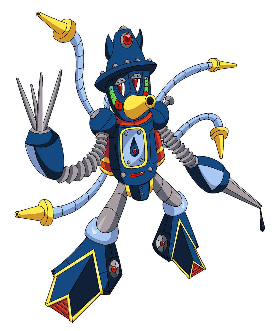 Reploid masters by cybershocksheep on deviantart for Mission exe