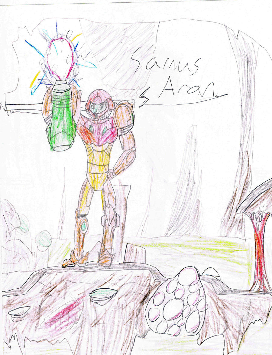 samus aran coloring pages - samus aran by erenerakharddraws on deviantart