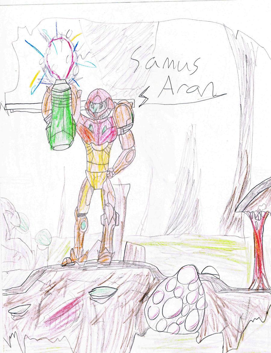 samus aran coloring pages - samus aran by erenerakharddraws on deviantart