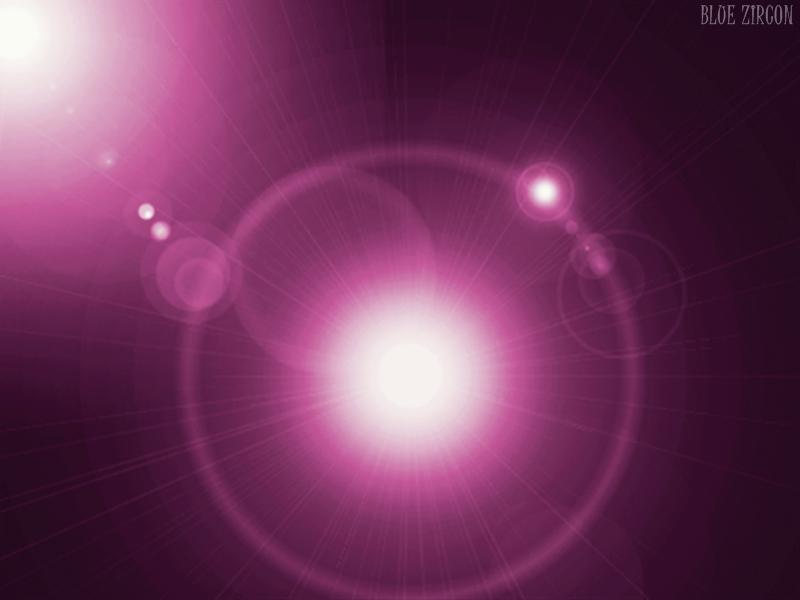Pink Lens Texture