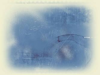 Blue grunge old film texture
