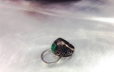 The ring of mine