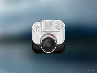 Camera Icon by EdLewis