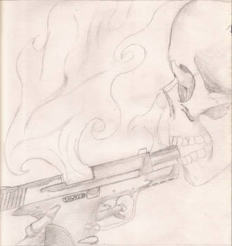 SkullGun