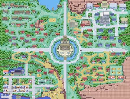 Reservoir City