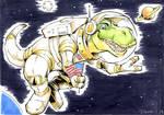 Space Dinosaur