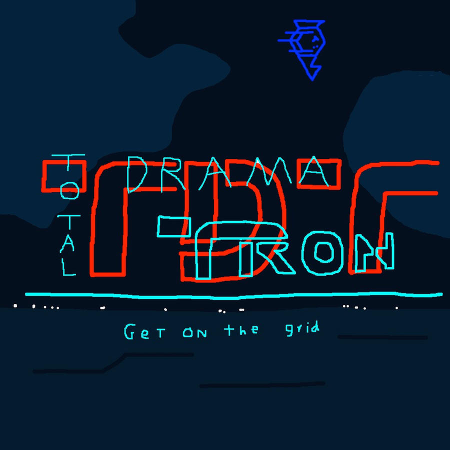 Total Drama TRON by Mikeoeagle