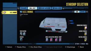 Star Trek Online USS aranus