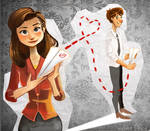 Paperman and Paperplanes