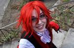 Red Shinigami