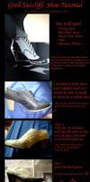 Grell Sutcliff Shoe Tutorial