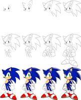 Sonic Tutorial by Ferstyle-Fotek