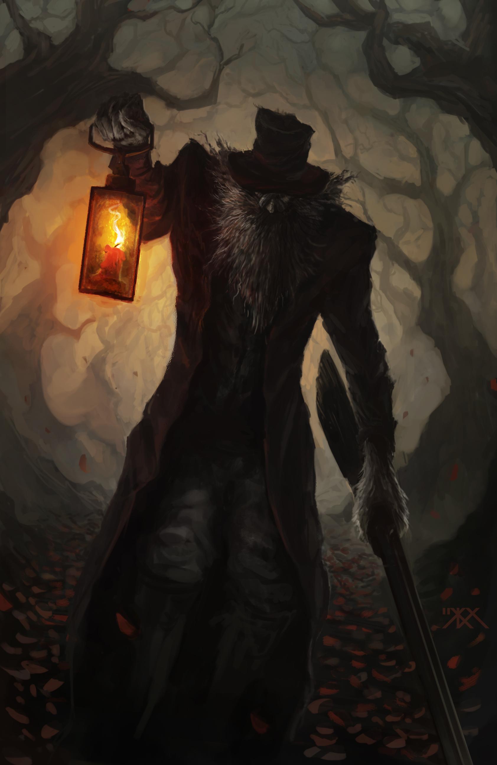 The Huntsman by Inkyh on DeviantArt