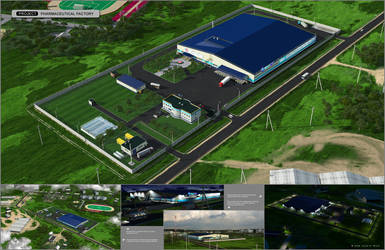 Project:Pharmaceutical Factory