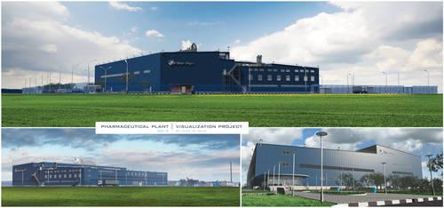 pharmaceutical plant
