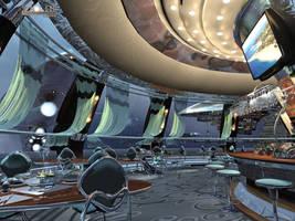 Space Bar by AlexWild