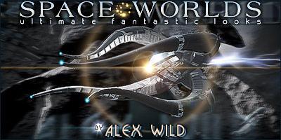 Space Worlds by AlexWild