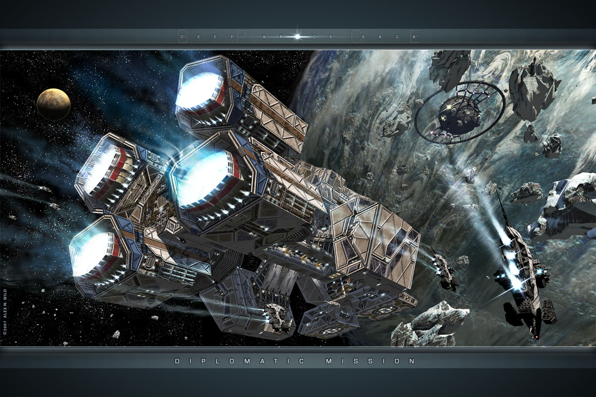 Alpha Bridge Lone Star Combo Build