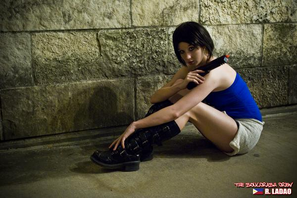 Jill Valentine Cosplay by MissStrawberry732