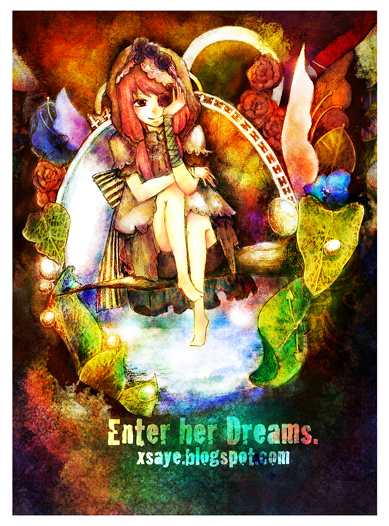 Enter Her Dreams by Xsaye