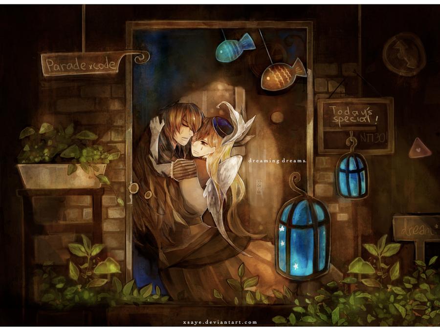 Dreaming dreams by Xsaye