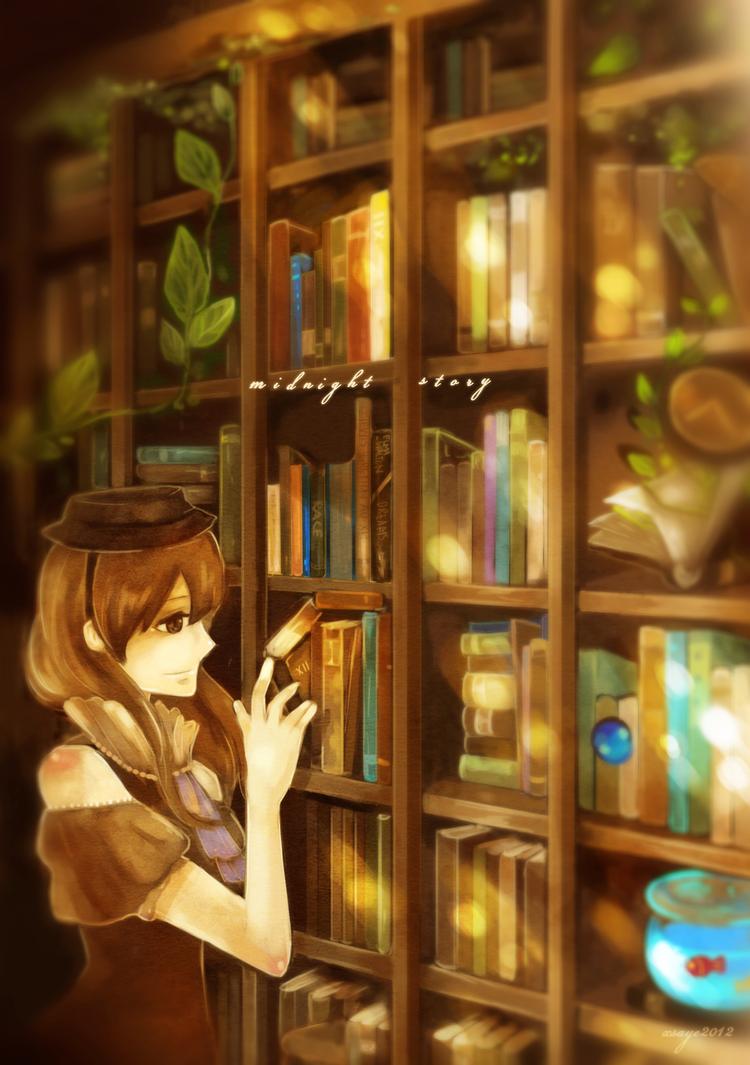 [ midnight story ] by Xsaye