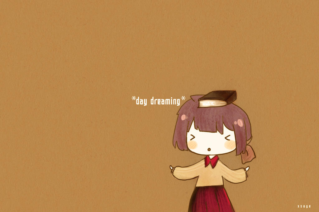 daydreaming by Xsaye