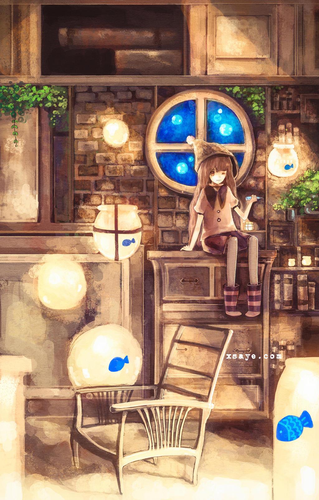 dreamer by Xsaye