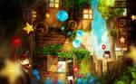 starlight parade by Xsaye