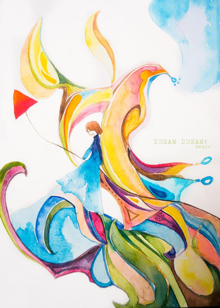 colours 2 by Xsaye