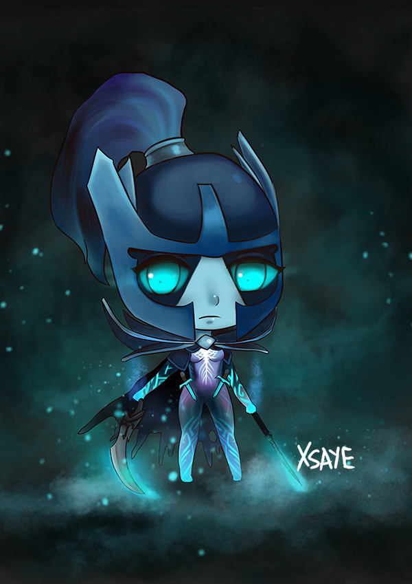 Phantom Assasin Arcana by Xsaye