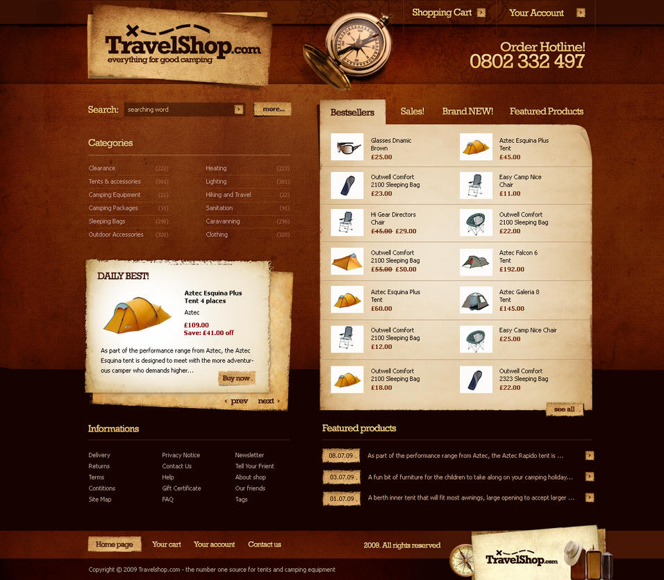 travelshop by finesy