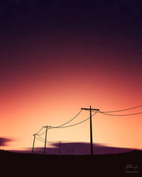 Hot Night Wires