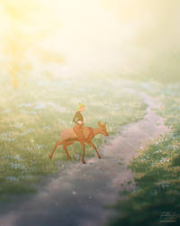 Withtober: Fawn