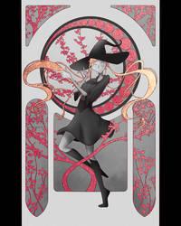 Witchtober: Sailor Moon